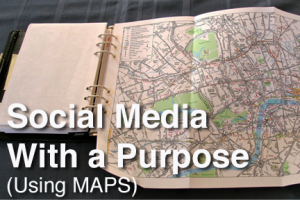 social media with a purpose