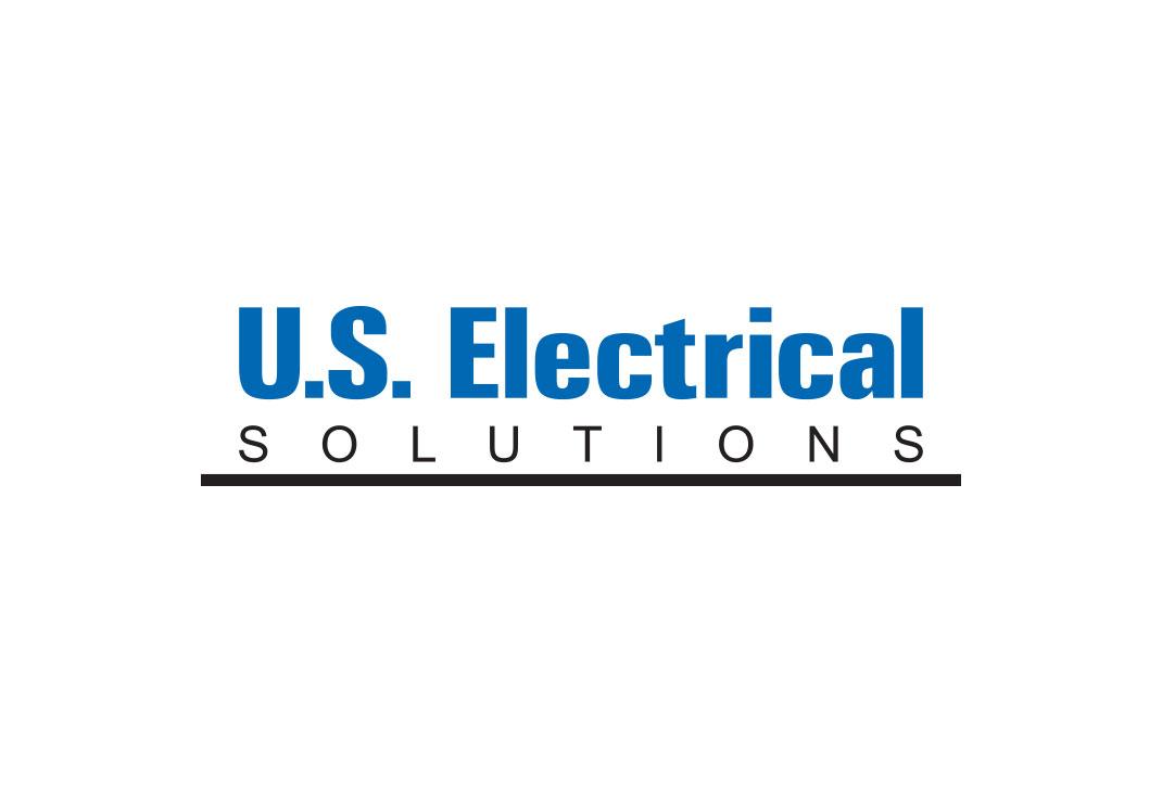 USElectricalSolutionsLogoDesign